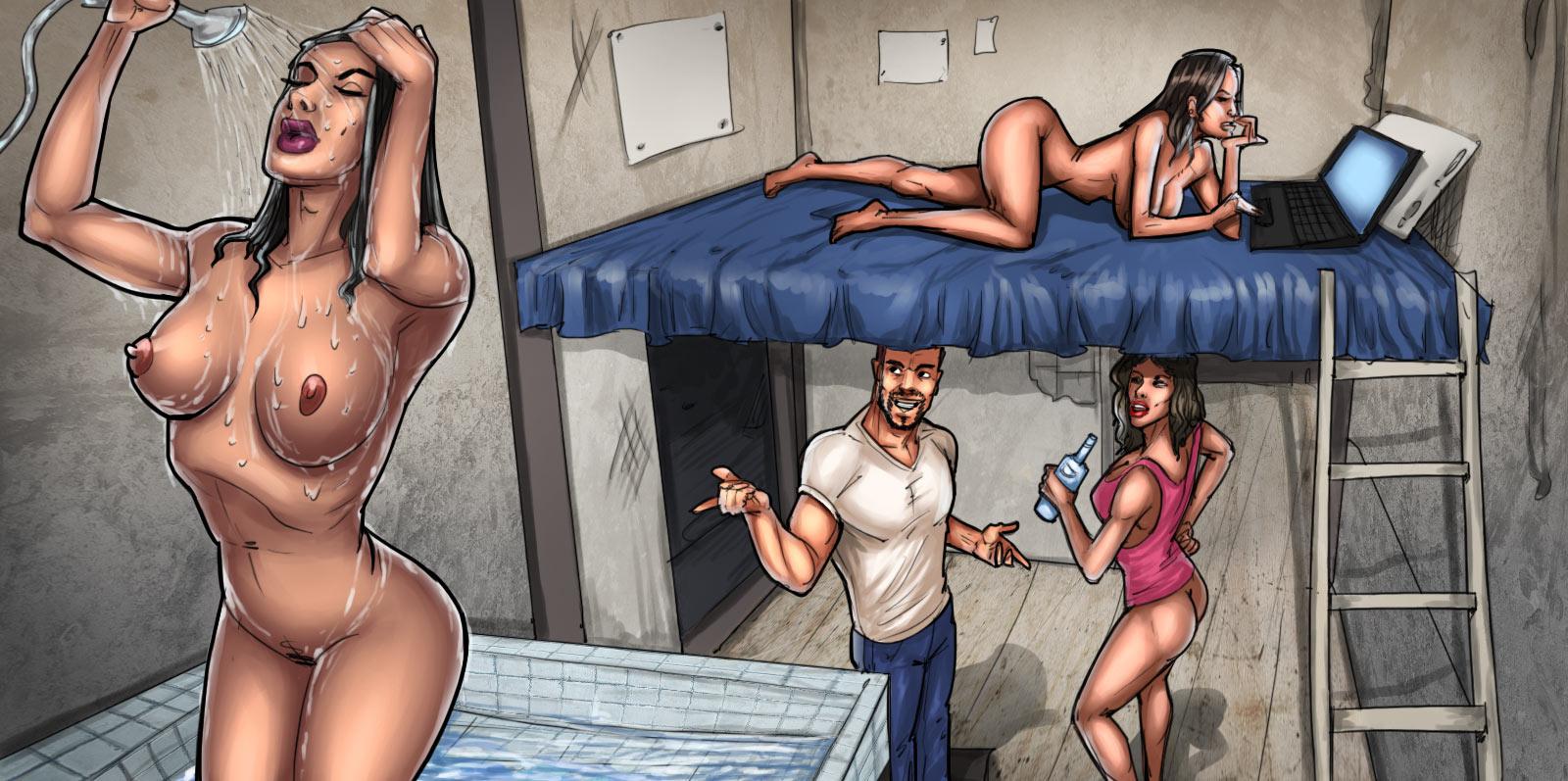 Секс игры со звуком